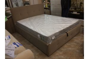 Кровать Monica двуспальная с подъёмным механизмом (спальное место 1600*2000)