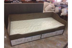 Гарвард, Кровать-диван с ящиками (0,9*2,0)