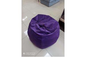 Кресло-груша Велюр Фиолетовая