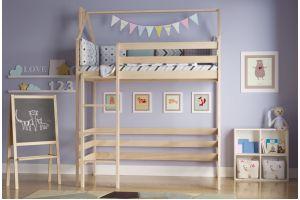Кроватка детская Чердак без покраски