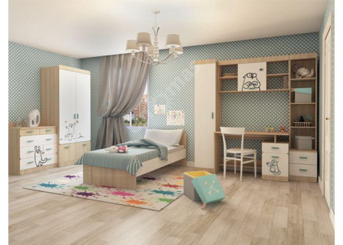 Кот, №3 Шкаф угловой, Спальни, Угловые шкафы, Стоимость 10820 рублей., фото 4