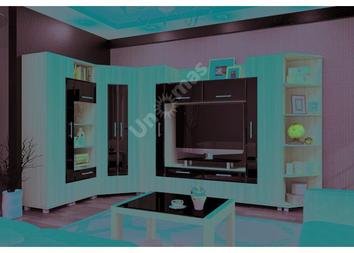 Ультра №5.2 - Стеллаж , Офисная мебель, Офисные пеналы, Стоимость 7551 рублей., фото 2