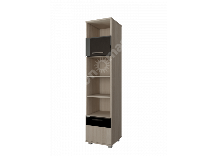 Ультра №5.2 - Стеллаж , Офисная мебель, Офисные пеналы, Стоимость 7551 рублей.
