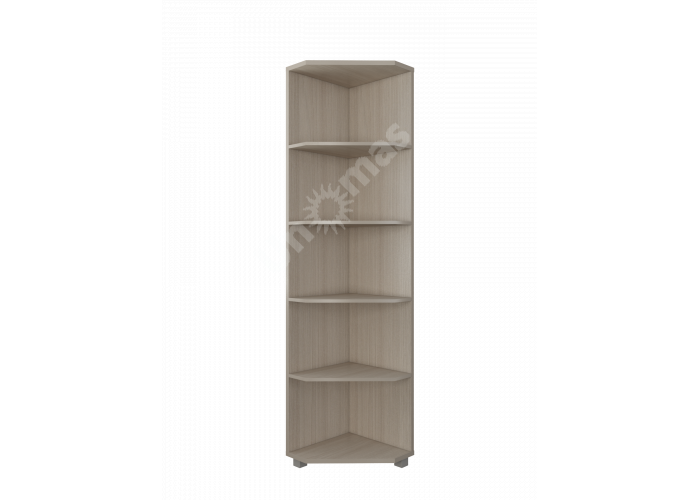 Ультра №6 - стеллаж угловой, Офисная мебель, Офисные пеналы, Стоимость 5559 рублей.