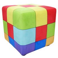 Пуф  принт (Кубик)