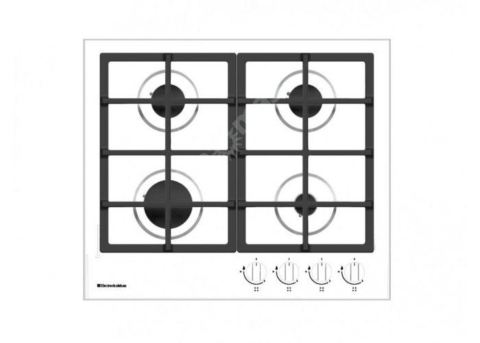 Electronicsdeluxe вар.газ.панель tg4 750231 f-024 белая эмаль, Кухни, Встроенная техника, Варочные поверхности, Стоимость 13590 рублей.