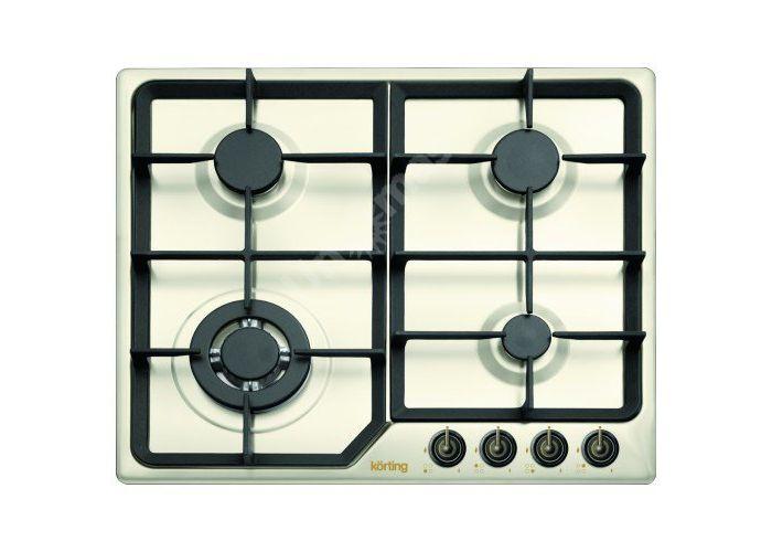 Korting газовая варочная HG 630 CTSI, Кухни, Встроенная техника, Варочные поверхности, Стоимость 20990 рублей.