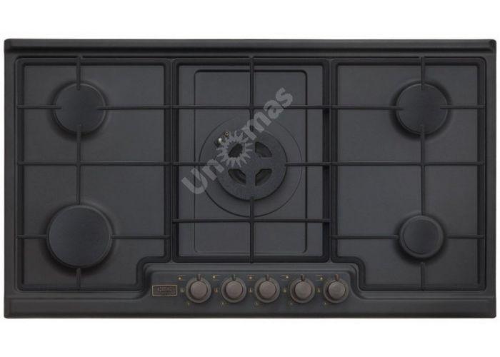 Korting газовая варочная HG 9115 CTRN, Кухни, Встроенная техника, Варочные поверхности, Стоимость 40590 рублей.