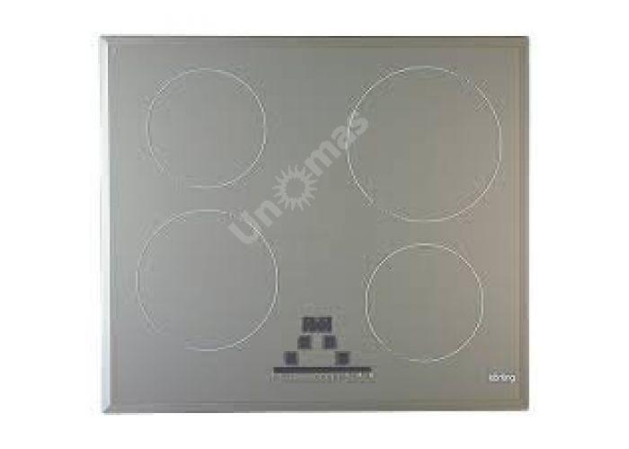 Korting индукц. электрическая варочная HI 6450 BGR