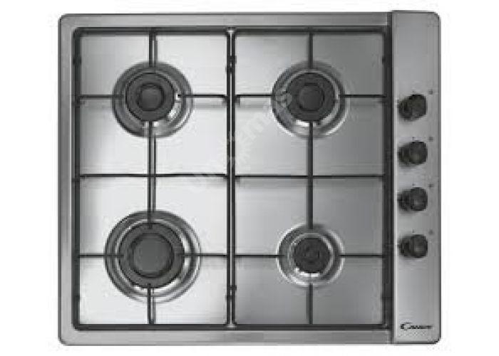 Candy варочная поверхность газовая CLG 64 SPXMX, Кухни, Встроенная техника, Варочные поверхности, Стоимость 10231 рублей.