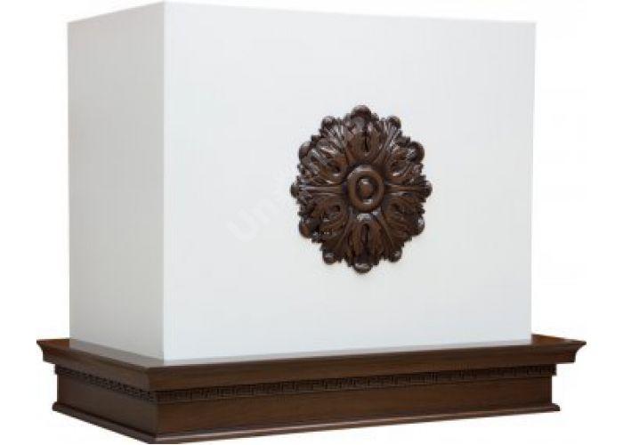 Vialona Cappe вытяжка Флоренция 900 бук/белый муар, Кухни, Встроенная техника, Вытяжки, Стоимость 32380 рублей.