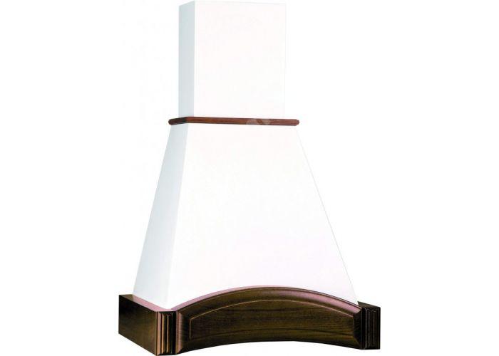 Vialona Cappe вытяжка Гварнери 600 дуб/серо-золотистый, Кухни, Встроенная техника, Вытяжки, Стоимость 23640 рублей.