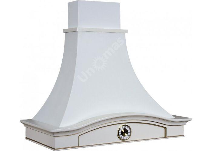Vialona Cappe вытяжка Инфинити 900 мощ 900 с часами бук/белый с тонировкой золотом, Кухни, Встроенная техника, Вытяжки, Стоимость 28810 рублей.