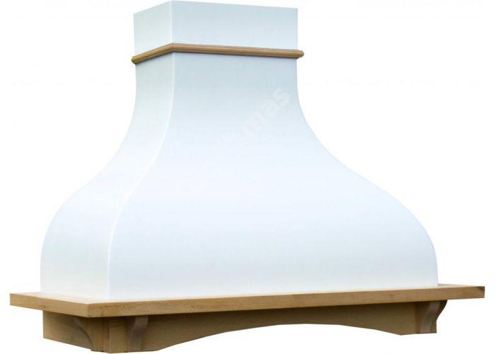 Vialona Cappe вытяжка Рондо 90 ппу бук/белый муар, Кухни, Встроенная техника, Вытяжки, Стоимость 23470 рублей.