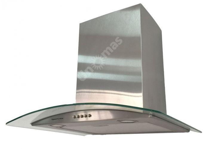 Zigmund & Shtain К 296.61 S Кухонная вытяжка, Кухни, Встроенная техника, Вытяжки, Стоимость 12810 рублей.