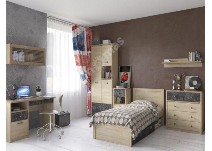 Diesel, Кровать 90-2, Детская мебель, Детские кровати, Стоимость 16999 рублей., фото 6