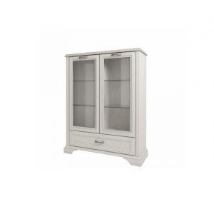 Monako, Шкаф с витриной 2V1SL