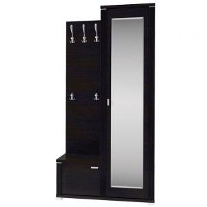 Monte, Шкаф с зеркалом и вешалкой P