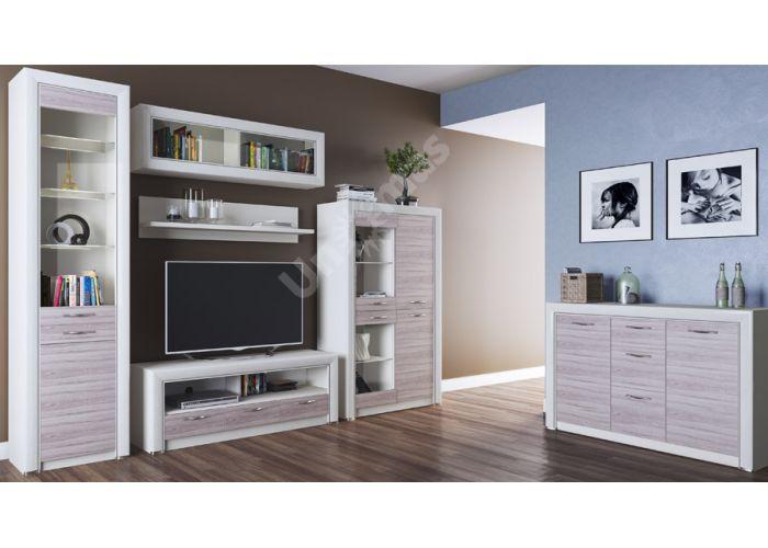 Olivia, Шкаф 1D, Офисная мебель, Офисные пеналы, Стоимость 10399 рублей., фото 3