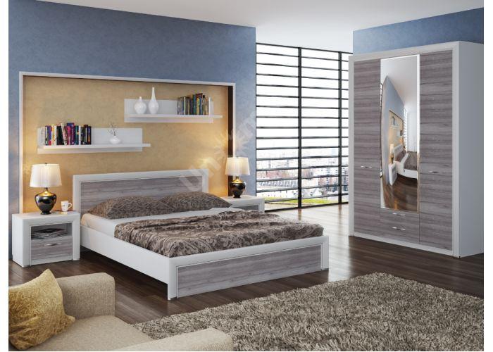 Olivia, Кровать 180 с основанием, Спальни, Кровати, Стоимость 18999 рублей., фото 2