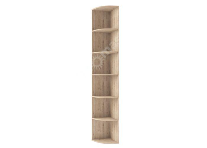 Oskar, Шкаф открытый угловой, Офисная мебель, Офисные пеналы, Стоимость 4299 рублей.