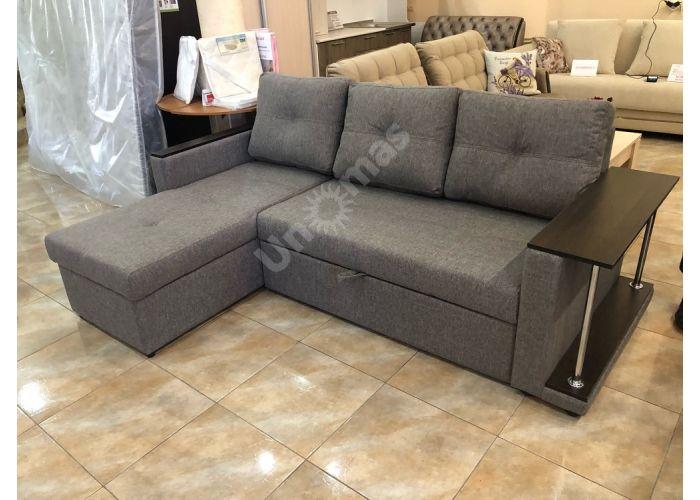 Диван-кровать угловой Ватсон со столиком, Мягкая мебель, Угловые диваны, Стоимость 32848 рублей.