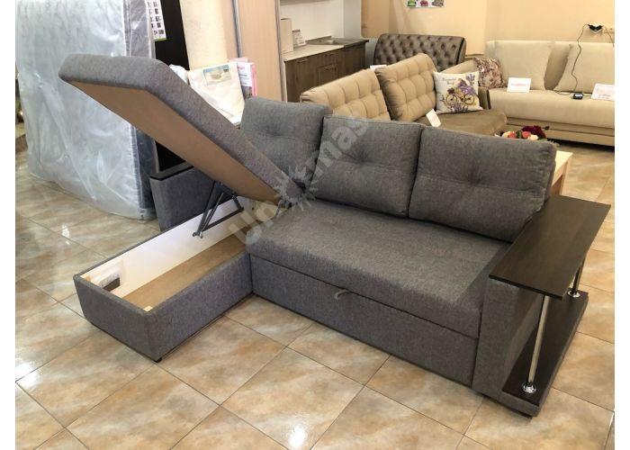 Диван-кровать угловой Ватсон со столиком, Мягкая мебель, Угловые диваны, Стоимость 32848 рублей., фото 4