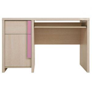 Капс Розовый, 004 Стол письменный BIU/120