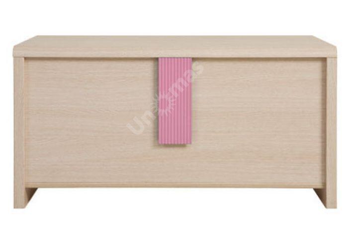 Капс Розовый, 017 Сундучок KUF, Спальни, Комоды, Стоимость 8218 рублей.
