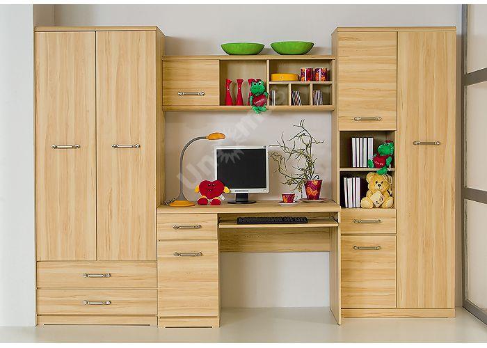 Инди, D Стол письменный 120, Детская мебель, Модульные детские комнаты, Инди, Стоимость 7650 рублей., фото 5