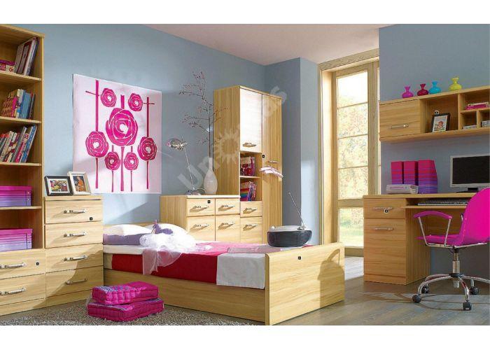 Инди, D Стол письменный 120, Детская мебель, Модульные детские комнаты, Инди, Стоимость 7650 рублей., фото 4
