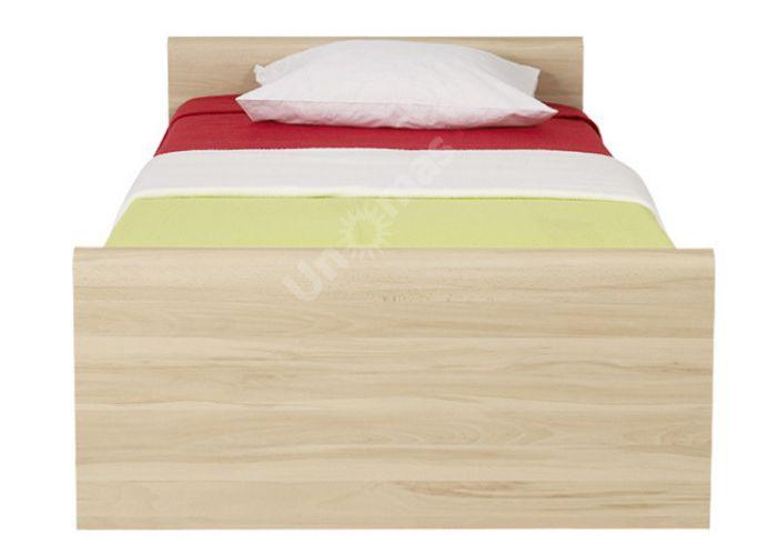 Инди, L Кровать 90, Спальни, Кровати, Стоимость 6375 рублей.