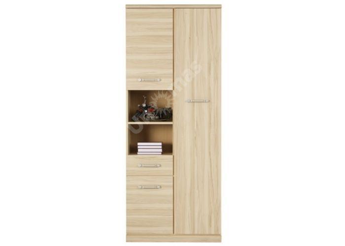 Инди, B Шкаф комбинированный 80, Спальни, Шкафы, Стоимость 12947 рублей.