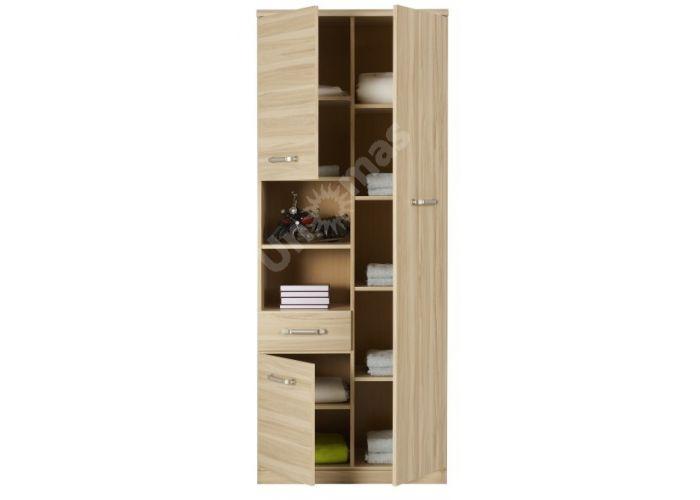 Инди, B Шкаф комбинированный 80, Спальни, Шкафы, Стоимость 12947 рублей., фото 3