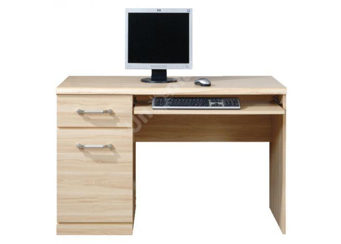 Инди, D Стол письменный 120, Детская мебель, Модульные детские комнаты, Инди, Стоимость 7650 рублей.