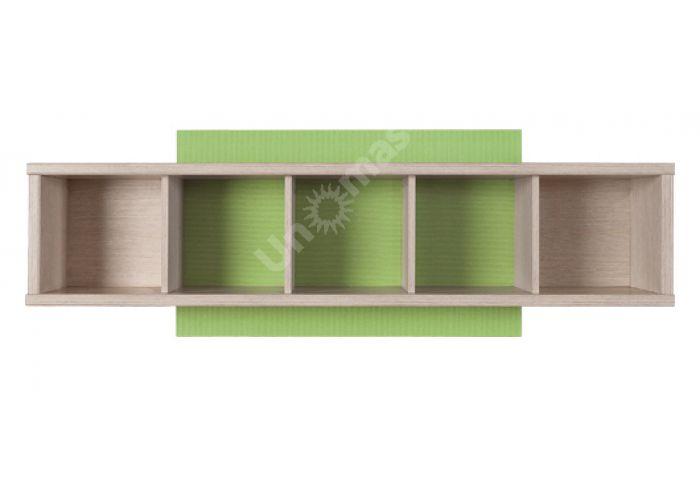 Нумлок Зеленый, 003 Полка SFW/120, Офисная мебель, Полки, Стоимость 2550 рублей.