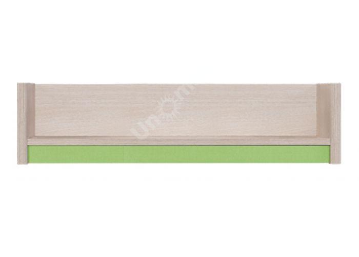 Нумлок Зеленый, 002 Полка SFW/80, Офисная мебель, Полки, Стоимость 1359 рублей.