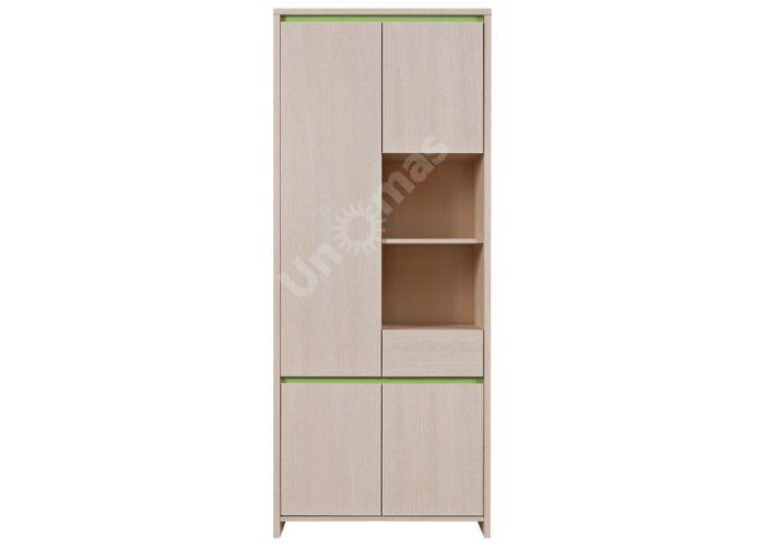 Нумлок Зеленый, 009 Пенал REG4D1S, Офисная мебель, Офисные пеналы, Стоимость 10725 рублей.