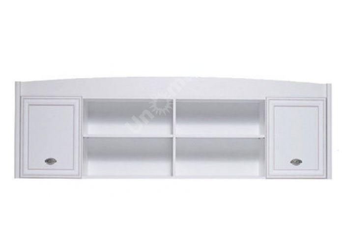 Салерно, 012 Шкаф настенный B18-SFW2D, Офисная мебель, Полки, Стоимость 10575 рублей.