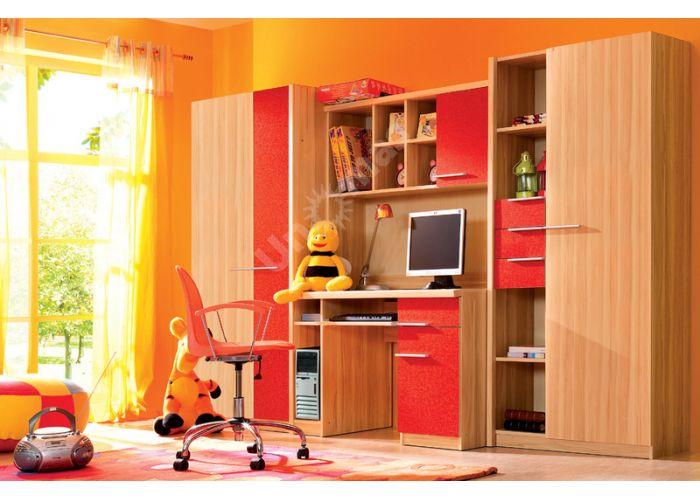 Кари Красный, Детская мебель, Детские стенки, Стоимость 26325 рублей.