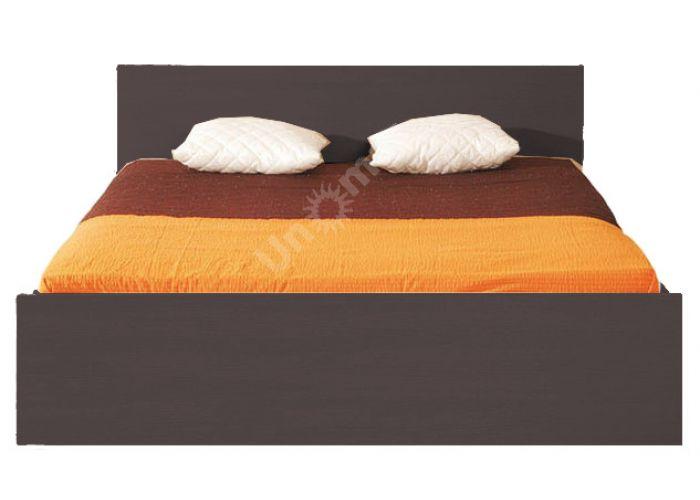 Дорс, 026 Кровать HLOZ/140, Спальни, Кровати, Стоимость 7631 рублей.