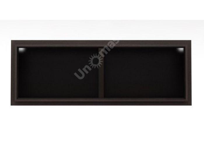 Дорс, 005 Полка-витрина  HZ1v/4/12, Офисная мебель, Полки, Стоимость 6572 рублей.