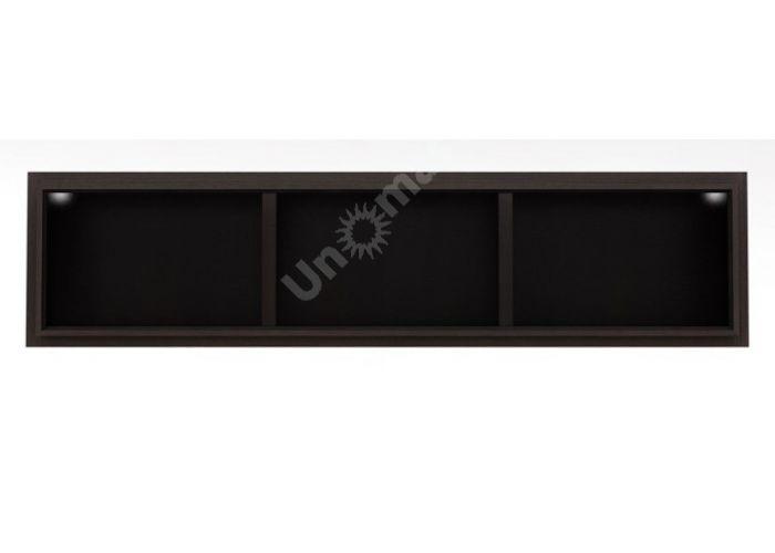 Дорс, 006 Полка-витрина  HZ1v/4/17, Офисная мебель, Полки, Стоимость 9084 рублей.