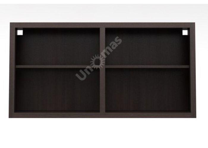 Дорс, 032 Шкафчик навесной HZ 2fp/6/12, Офисная мебель, Полки, Стоимость 3384 рублей.
