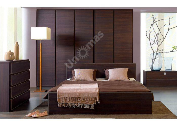 Дорс, 027 Кровать HLOZ/160, Спальни, Кровати, Стоимость 8213 рублей., фото 5
