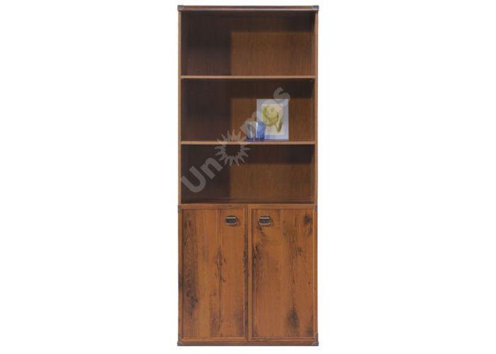 Индиана Дуб Саттер, J_019 Стеллаж JREG 2do 80, Офисная мебель, Офисные пеналы, Стоимость 10238 рублей.