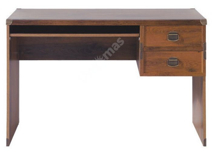 Индиана Дуб шуттер, J_006 Стол письменный JBIU 2s 120 , Офисная мебель, Компьютерные и письменные столы, Стоимость 9628 рублей.