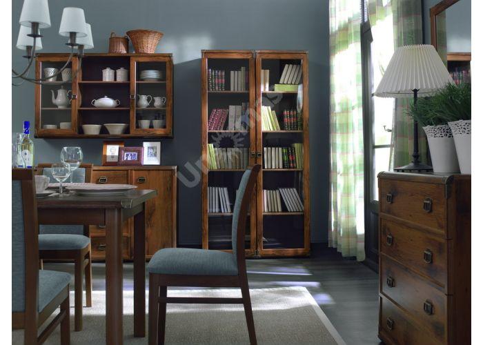 Индиана Дуб Саттер, J_019 Стеллаж JREG 2do 80, Офисная мебель, Офисные пеналы, Стоимость 10238 рублей., фото 2