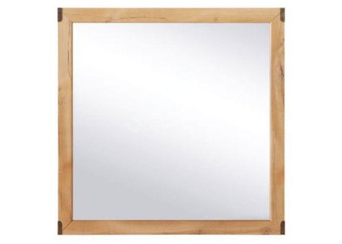 Индиана Сосна античная, J_009 Зеркало JLUS 80, Прихожие, Зеркала, Стоимость 3975 рублей.