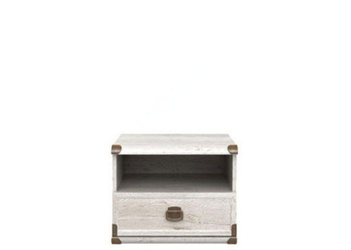 Индиана Сосна Каньон, J_022 Тумба прикроватная JKOM 1s 50, Спальни, Прикроватные тумбочки, Стоимость 6290 рублей.